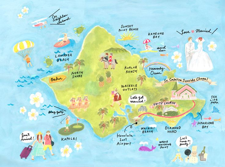 Oahu Tourist Destinations Recommended Places To Visit On Oahu